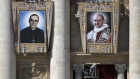 Romero e Paolo VI santi