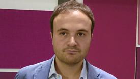 Paolo Di Paolo: «La scuola non è un'isola»