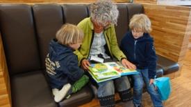 Nonni e nipoti dopo la separazione