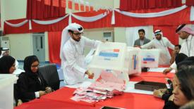 Bahrain. Le elezioni piccole piccole