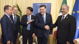 Palermo: né avanti né indietro sulla Libia