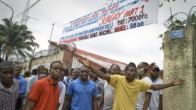 RDC, candidature contestate