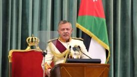 """Al re di Giordania la """"Lampada della pace"""" 2019"""