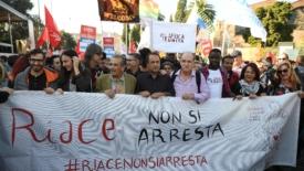 «Noi, con Mimmo Lucano, per una vera integrazione»