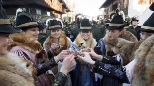 Baviera: in ricordo del Natale del 1705