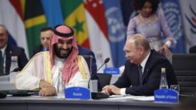 """G20 in Argentina. I potenti """"normali"""""""