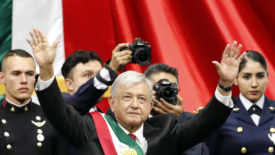 Nasce il governo López Obrador
