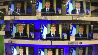 Macron parla ma non convince