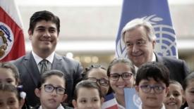 Il Costa Rica e i dividendi della pace