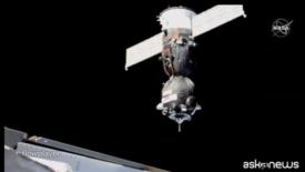 La Stazione Spaziale Internazionale di nuovo al completo
