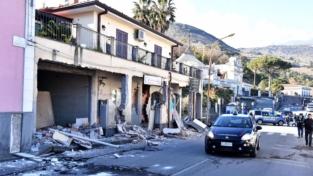 Terremoto a Catania, centinaia gli sfollati