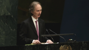 Un nuovo uomo dell'Onu per la pace