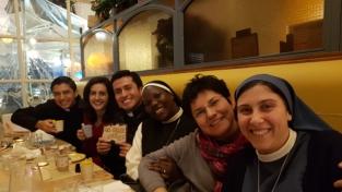 Domande e speranze di giovani consacrati e consacrate
