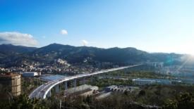 Genova riparte con il ponte di Renzo Piano