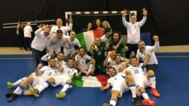 Futsal: Italia sordi, storico bronzo