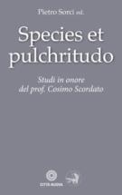 Copertina Species et pulchritudo