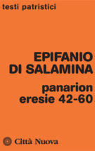 Copertina Panarion – eresie 42-60