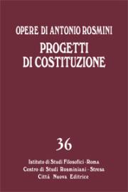 Progetti di Costituzione