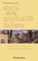 Copertina Storia della spiritualità italiana