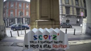 Scorz', una casa per i senzatetto
