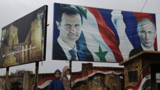 I curdi con Assad e Putin