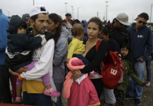 Peru Venezuela Migration Crisis