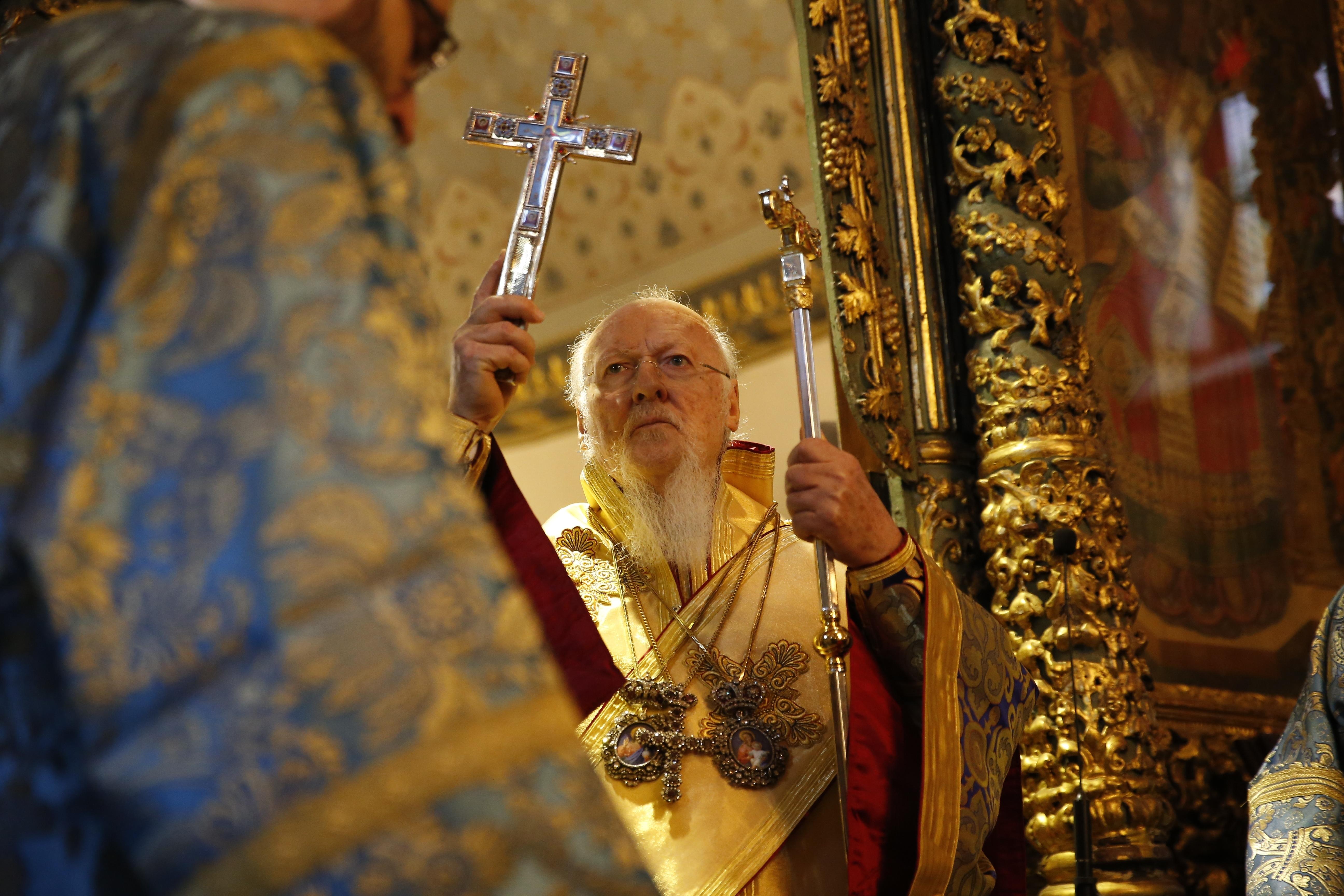 Patriarca Bartholomeo I