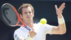 Good Bye Sir Andy Murray