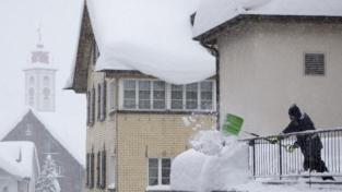 Freddo polare in Europa