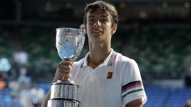 Il trionfo di Lorenzo Musetti