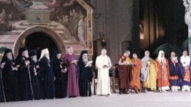 Lo spirito di Assisi oggi