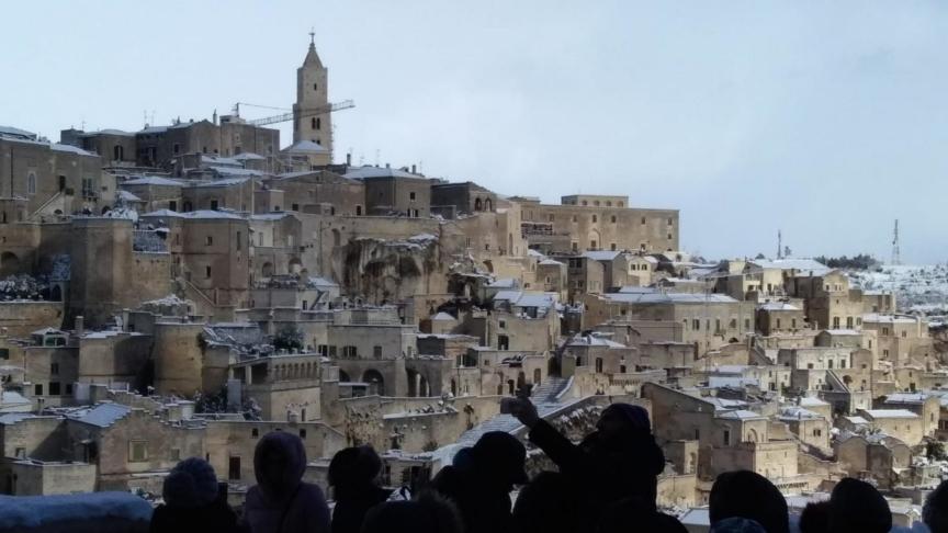 Dentro Matera, riscatto di una comunità