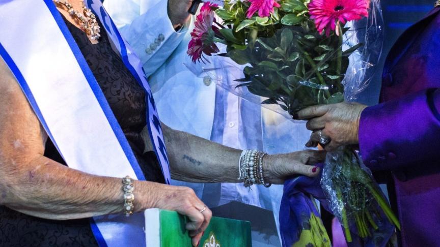 Il tatuatore di Auschwitz
