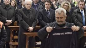 Zamberletti, esempio dell'Italia vera