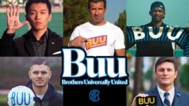 BUU, l'Inter contro il razzismo