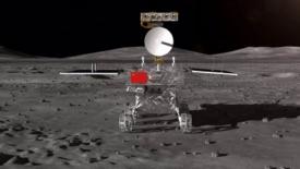 La Cina sulla faccia nascosta della Luna
