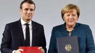 Accordo franco-tedesco per guidare l'Europa
