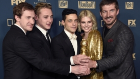 Bohemian Rhapsody premiato coi Golden globe