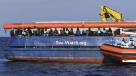La lezione di Melissa e il dramma della Sea Watch