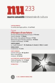 L'Europa e il suo futuro