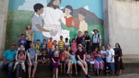 Gmg 2019, missione in Honduras
