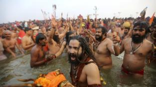 150 milioni di persone attese per il Kumbh Mela