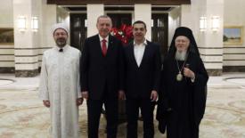 Canali di dialogo tra Grecia e Turchia