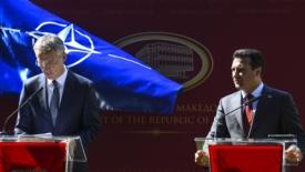 La Macedonia del Nord nella Nato