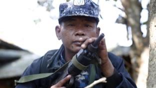 Rakhine in stato di guerra