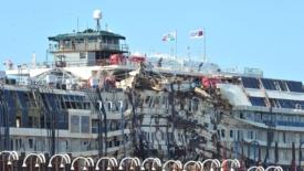 Costa Concordia, i ricordi di una sopravvissuta