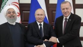 """Siria, vertice del """"Gruppo di Astana"""""""