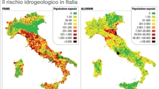 Un piano contro il dissesto idrogeologico