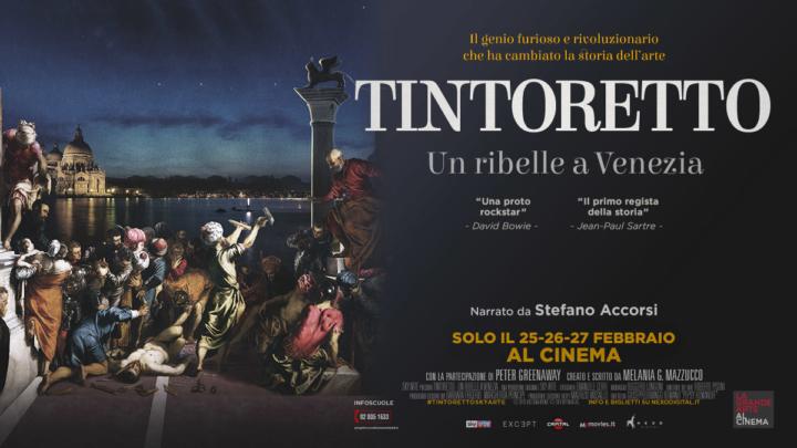 Tintoretto, arriva il film di Sky Arte