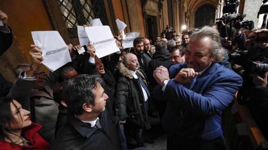 I dilemmi del M5S dopo il voto su Salvini